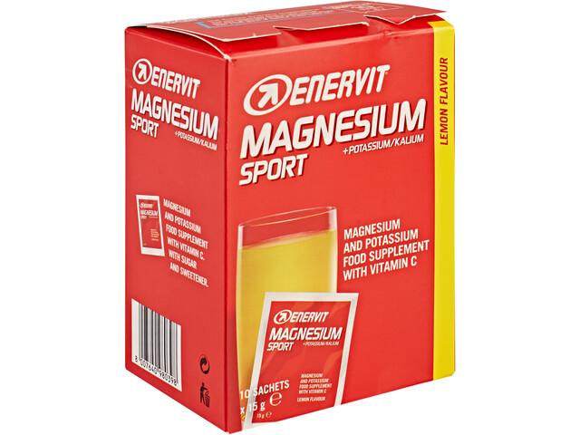 Enervit Magnesium+Kalium Caja 10x15g, Universal